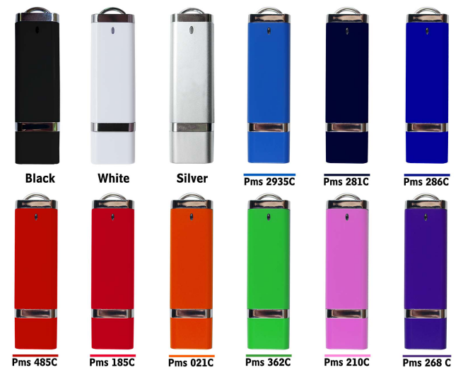 USB Colors